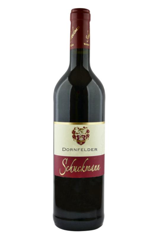 3) Dornfelder Rotwein