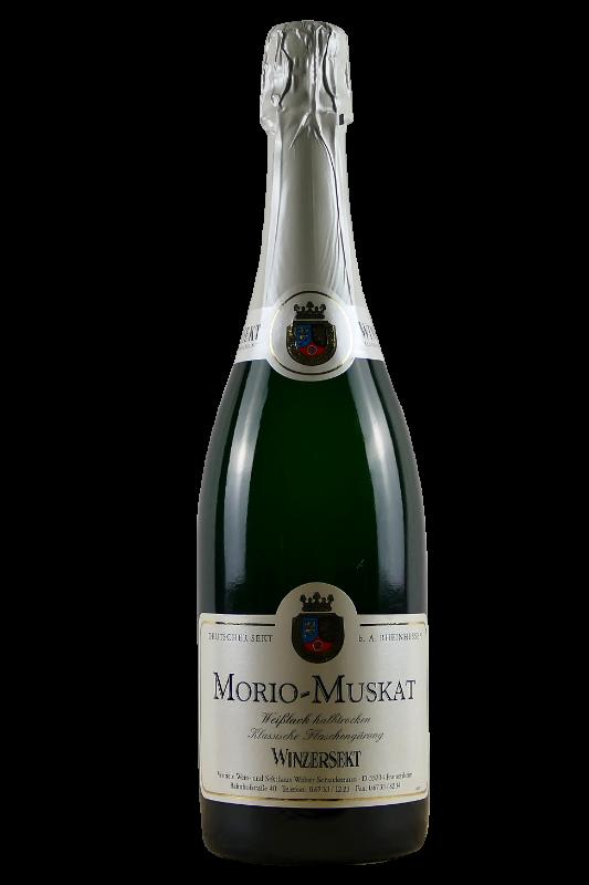 21) Morio-Muskat Winzersekt
